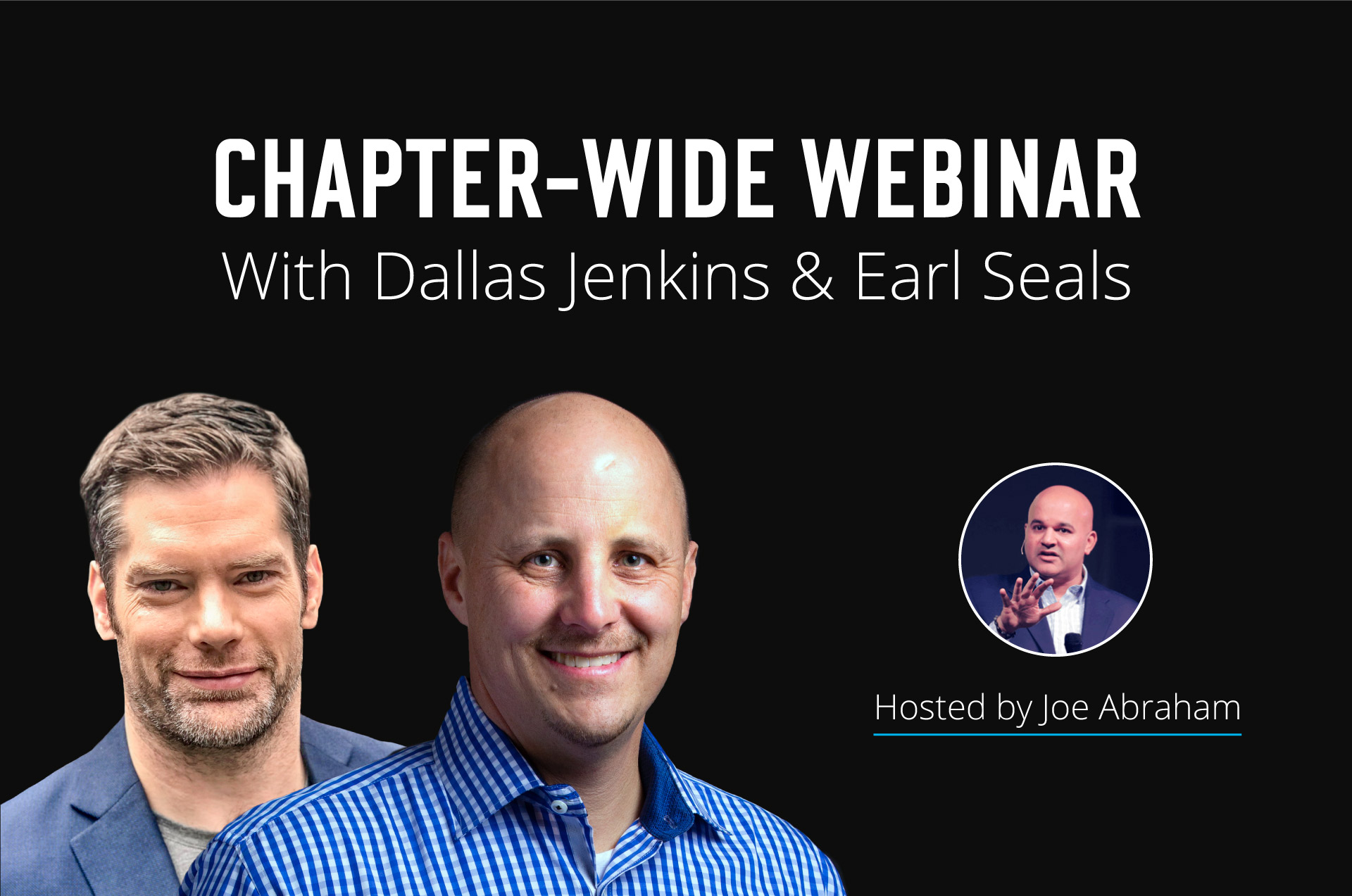 chapter wide webinar with earl and dallas