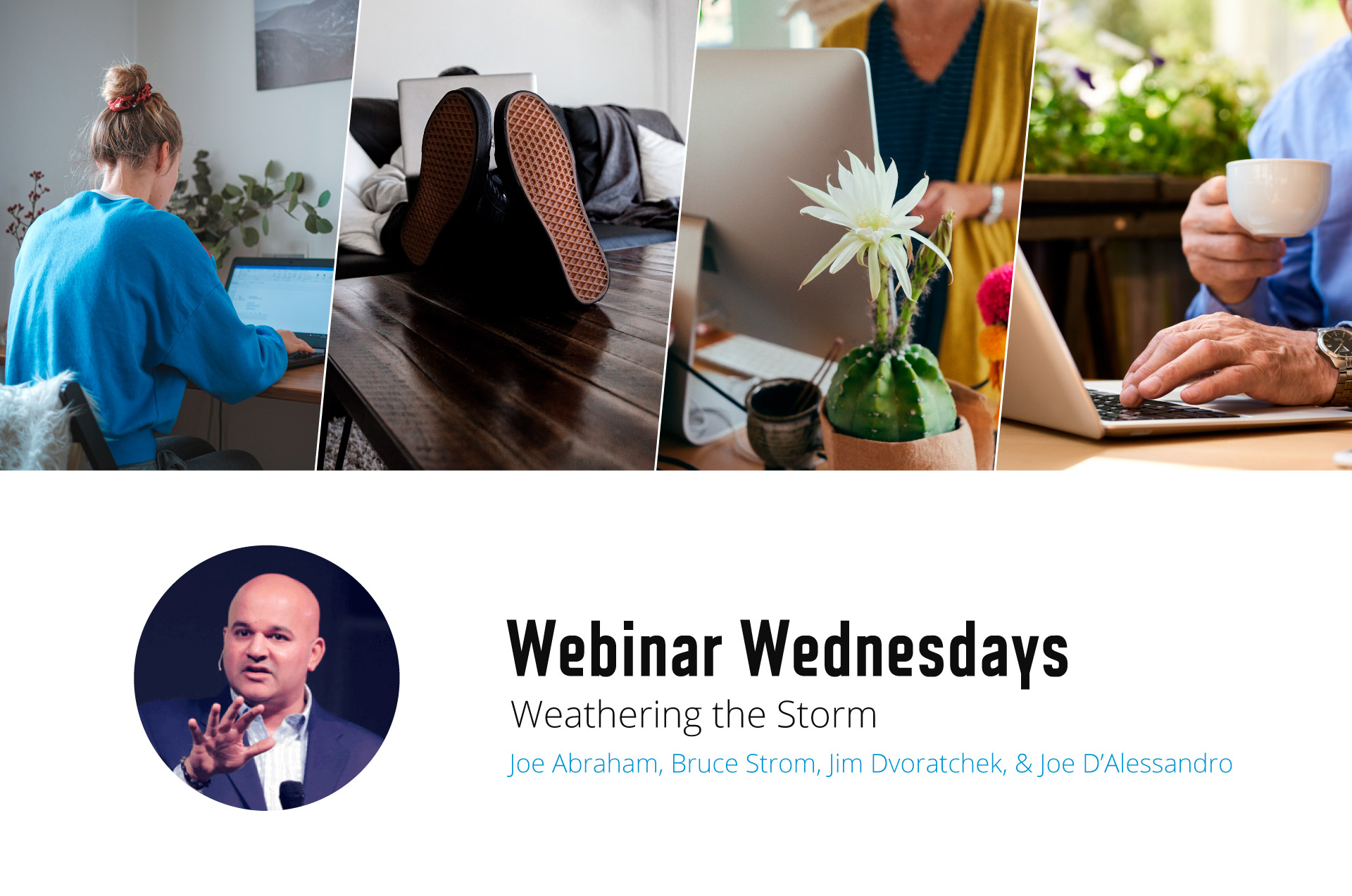 webinar wednesdays weathering the storm
