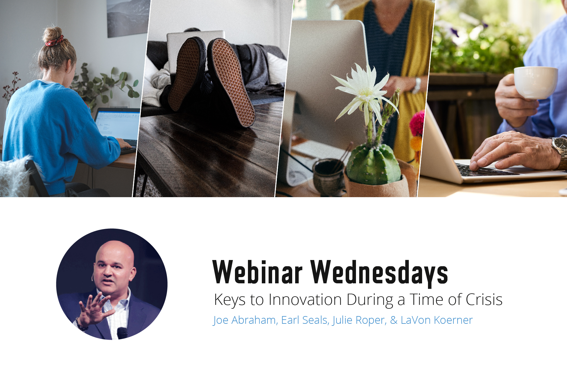 webinar wednesdays keys to innovation