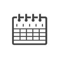 cbf monthly meeting calendar icon